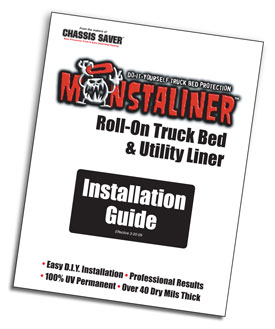 Monstaliner do it yourself roll on truck bed liner solutioingenieria Images