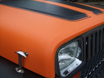 Rhino Liner Colors >> Monstaliner do-it-yourself roll-on truck bed liner